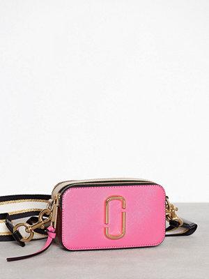 Marc Jacobs axelväska Snapshot Bag Pink