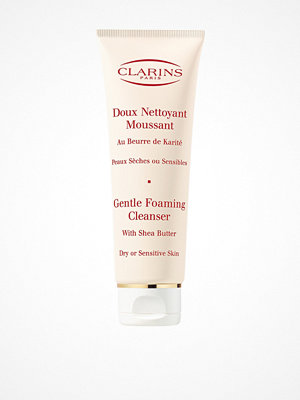 Clarins Gentle Foaming Cleanser Dry or Sensitive 125 ml Vit