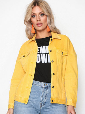 Vero Moda Vmolivia Ls Oversized Color Jacket Mango