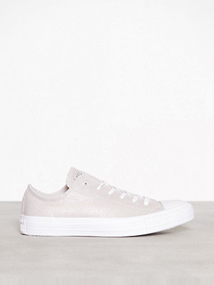 Converse Chuck Taylor All Star Ox Leather Stone