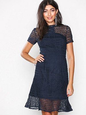 Chi Chi London Maja Dress Navy