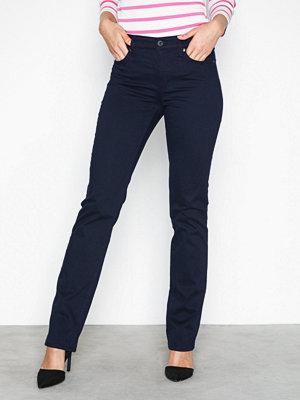Lauren Ralph Lauren Straight Pant Navy