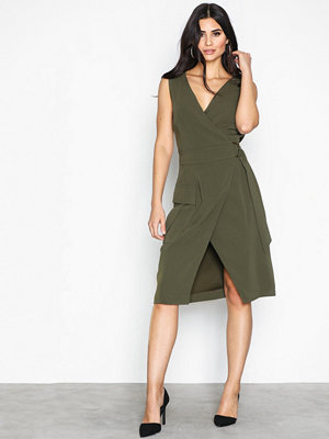 Polo Ralph Lauren Jula Sleeveless Dress Green