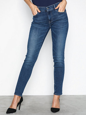 Polo Ralph Lauren Super Skinny Reese Wash Jeans Blue