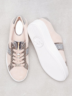 Sneakers & streetskor - MICHAEL Michael Kors Poppy Stripe Lace Up Soft Pink