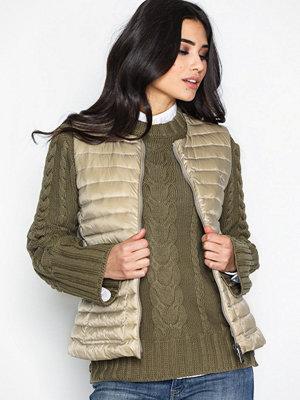 Polo Ralph Lauren Light Weight Down Fill Pocket Vest Khaki