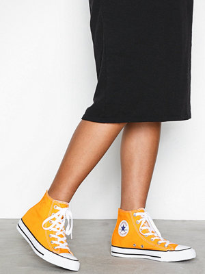 Sneakers & streetskor - Converse Chuck Taylor All Star Hi Orange