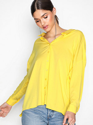 NLY Trend Oversized Shirt Gul