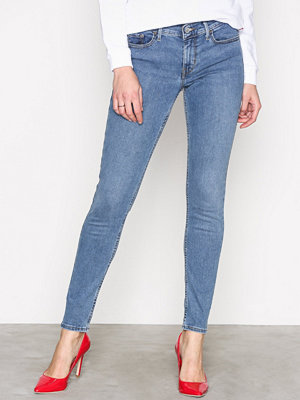 Levi's Innovation Super skinny Chealse Angels Blå