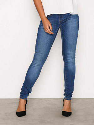 Only onlCORAL Sl Sk Dnm Jeans SOO1743G N