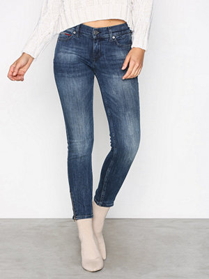 Tommy Jeans Mid Rise Skinny Nora 7/8 Denim