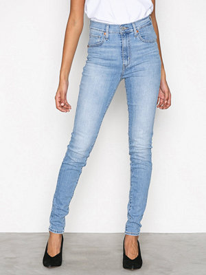 Levi's Mile High Super Skinny LA Blå
