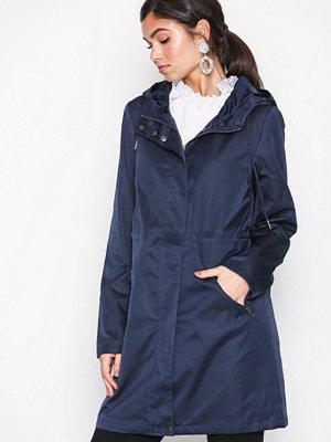 Object Collectors Item Objbarbara Spring Jacket PB3 Mörk Blå