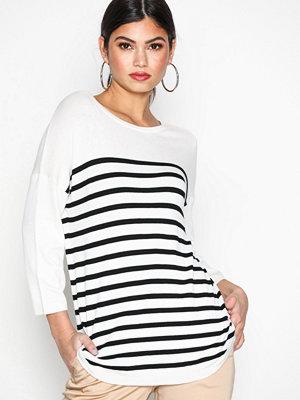 Jacqueline de Yong Jdycrush 3/4 Pullover Knt Hnn Noos Vit