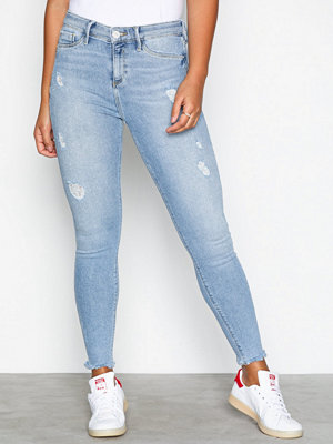 River Island Molly Kennedy Jeans Light Blue