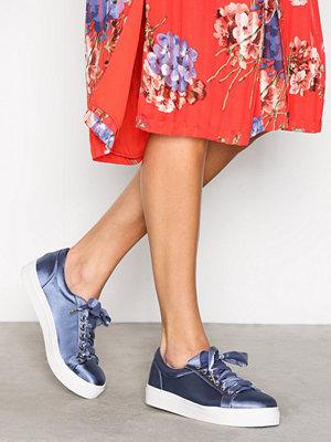 NLY Shoes Platform Sneaker Blå
