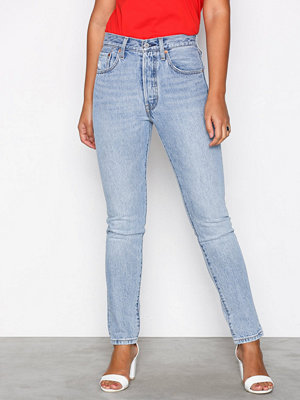 Levi's 501 Skinny Lovefool Denim