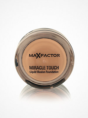 Makeup - Max Factor Miracle Touch Foundation Golden