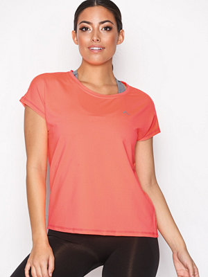 Only onpAUBREE Ss Loose Training Tee - O Lipstick