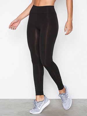 Sportkläder - Only Play onpEVERDEEN Seamless Tights Svart