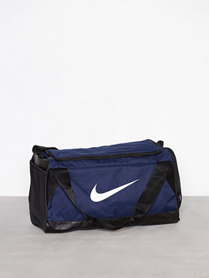 Nike Brasilia Small Training Duffel Bag Navy