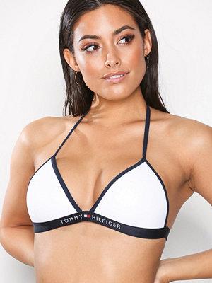 Tommy Hilfiger Underwear Triangle Bikini Top Vit