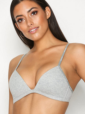 Calvin Klein Underwear Lightly Lined Triangle Bra Grå
