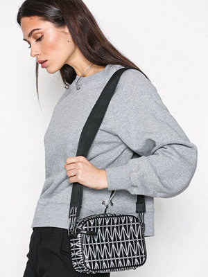 Dagmar mönstrad axelväska Camera Bag