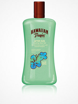 Solning - Hawaiian Tropic After Sun Cooling Aloe Gel 200 ml Transparent