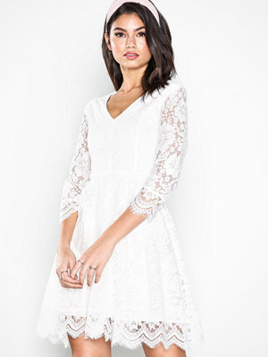 Dry Lake Serena Dress White