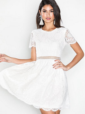 Dry Lake Junie Dress White