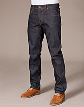 Jeans - Nudie Jeans Sharp Bengt Dry Dirt Org.