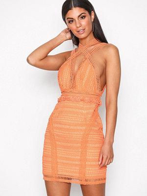 Festklänningar - Love Triangle Cross Town Lover Mini Dress Mango