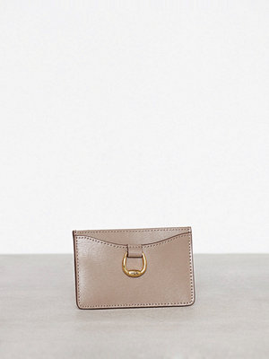Lauren Ralph Lauren Mini Card Case Taupe