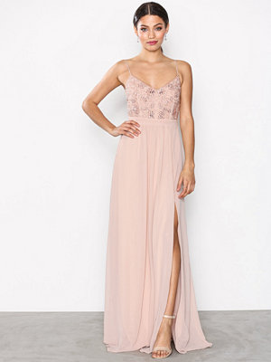 NLY Eve Heart and Soul Gown Rose