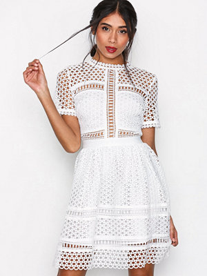 By Malina Emily Dress White