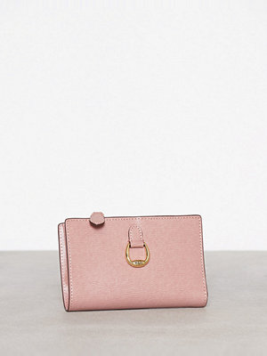 Lauren Ralph Lauren New Compact Wallet Small Rosa