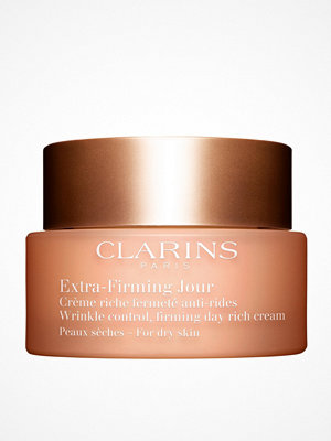 Ansikte - Clarins Extra Firming Jour Dry Skin 50ml Transparent