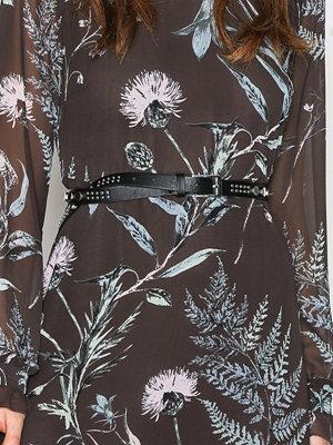 Bälten & skärp - NLY Accessories Studded belt Svart
