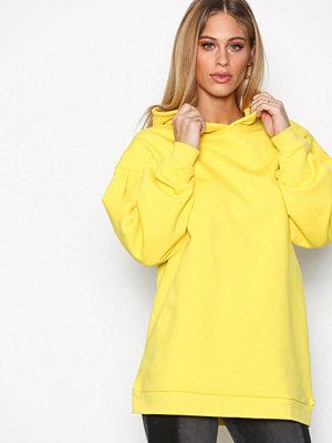 Street & luvtröjor - NORR Celina hoodie sweat Yellow