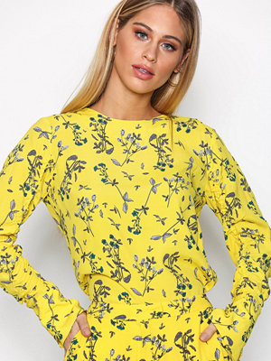 NORR Tiffany top Yellow