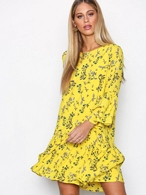 NORR Tiffany dress Yellow