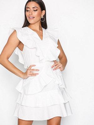 Y.a.s Yasaya S/S White Dress Vit
