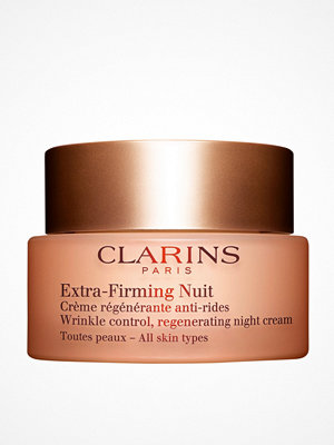 Ansikte - Clarins Extra Firming Nuit All Skin Types 50ml Transparent