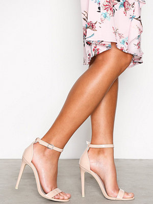 NLY Shoes High Heel Sandal Light Beige