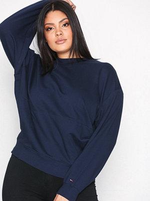 Tommy Jeans Tjw Oversized Sweatshirt Black Iris