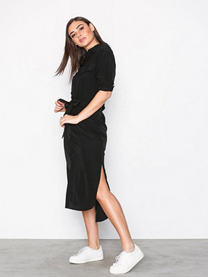 Polo Ralph Lauren Long Sleeve Dress Black