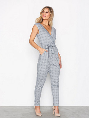 Jumpsuits & playsuits - Sisters Point Greb-JU Jumpsuit Check Pattern