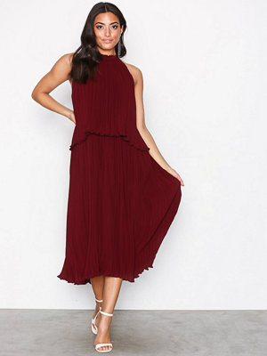 NORR Ava dress Bordeaux