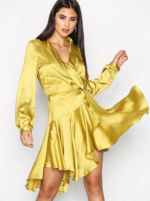 Forever Unique Margo Dress Lime